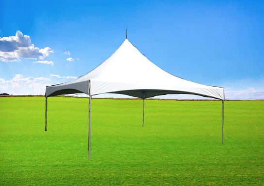 15x20 High Peak Frame Tent For Sale